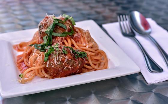Caffe Roma spaghetti
