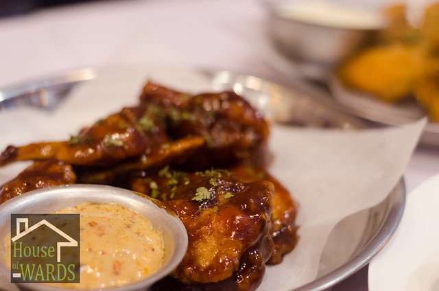 Dine 'n Dash BBQ Party Wings with Chipotle Mayo - Php279.00