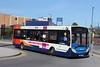 Stagecoach Yorkshire Traction Enviro200 36715 (YN62 BHY), Barnsley 10/05/2015