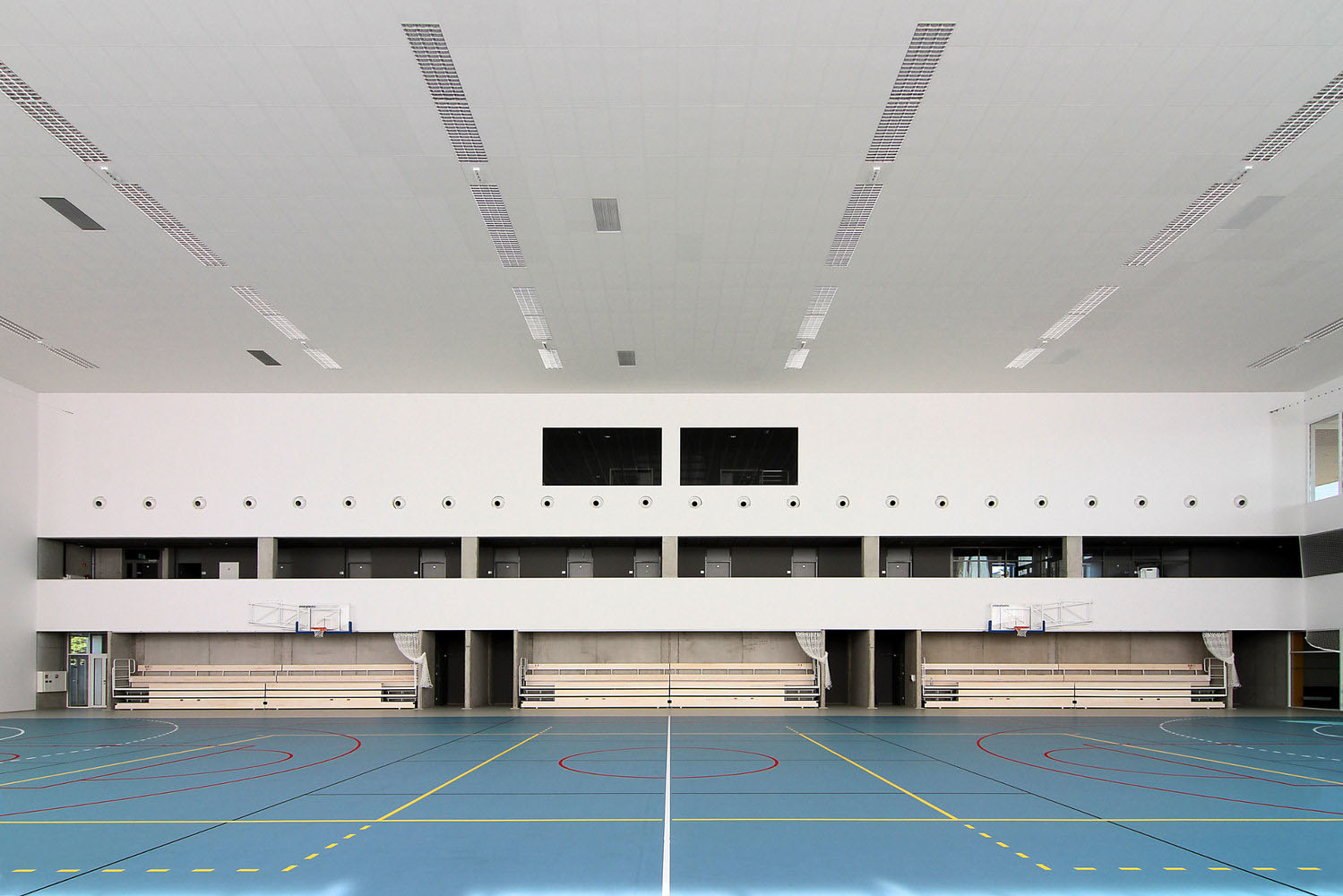 mm_Sports Hall in Poznan design by Neostudio Architekci_21