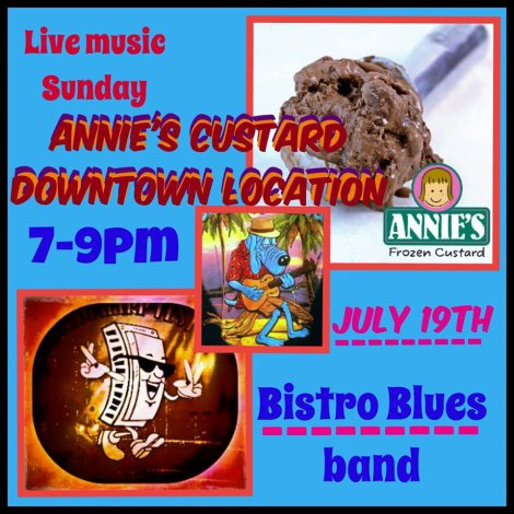 Bistro Blues Band 7-19-15