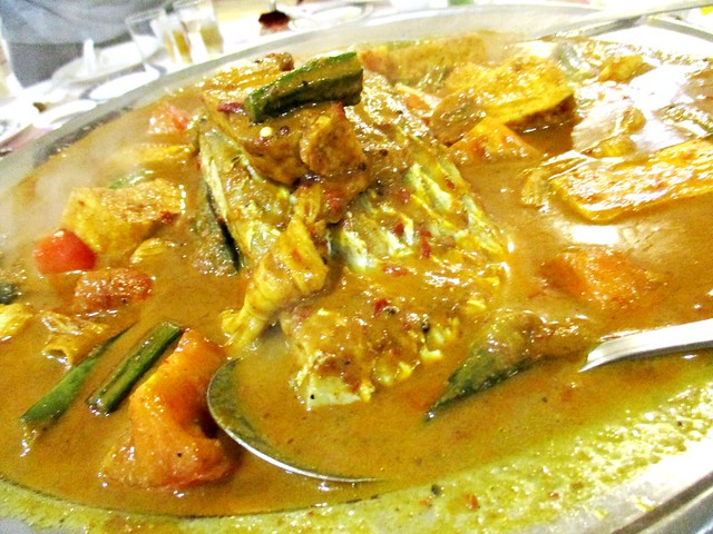 Sheraton fish curry