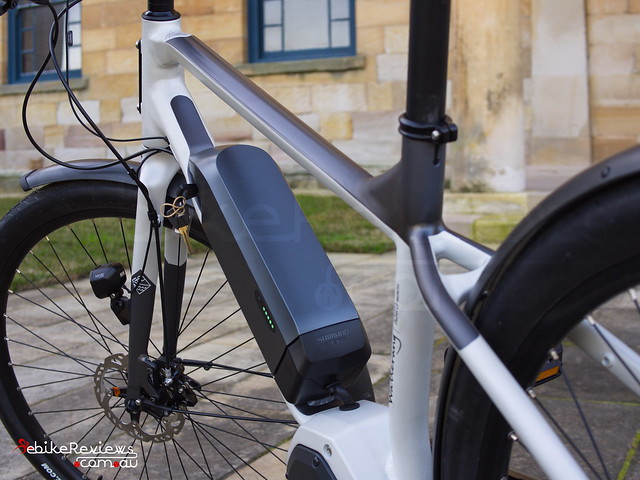 "Wallerang M.01 Smart eBike • <a style=""font-size:0.8em;"" href=""https://www.flickr.com/photos/ebikereviews/19751056343//"" target=""_blank"">View on Flickr</a>"
