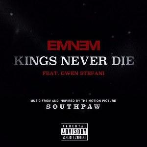 Eminem – Kings Never Die (feat. Gwen Stefani)