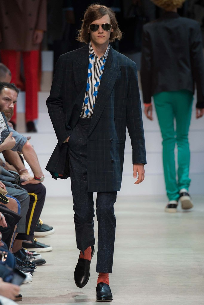 Ryan Keating3115_SS16 Paris Paul Smith(VOGUE)