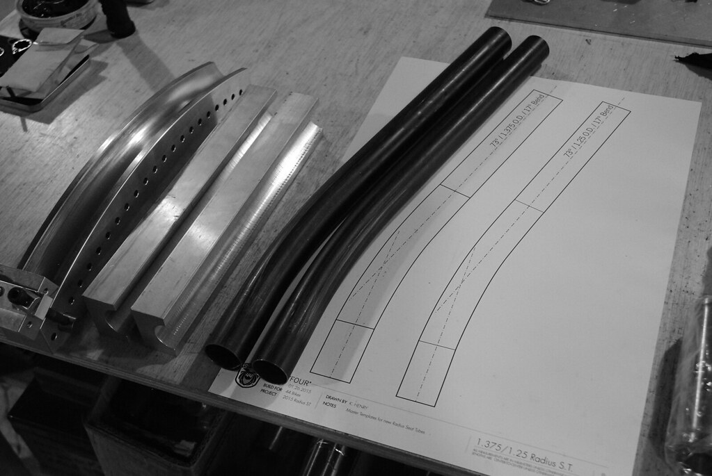 Let's make some seat tubes...