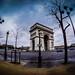 Arc de Triomphe by kevolution15
