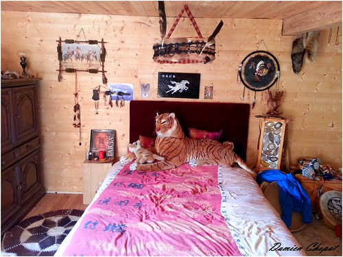 Chaman's room