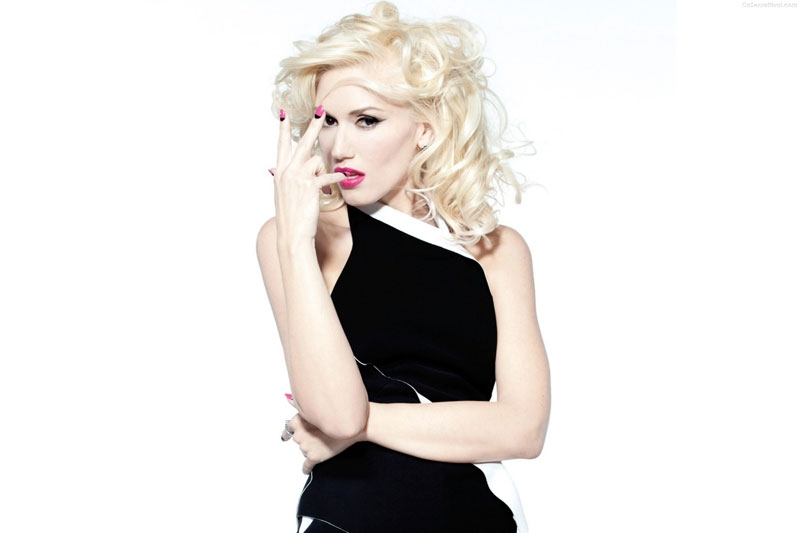 Nữ ca sĩ Gwen Stefani.