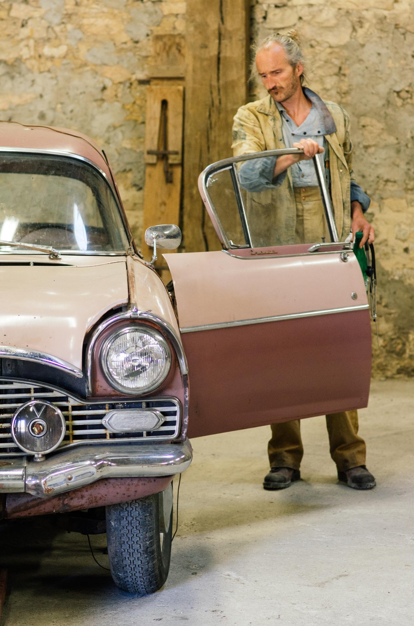 Un piano dans le moteur - Carnet de voyage en France