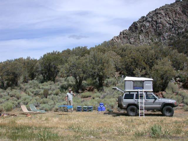 Nevada wilderness