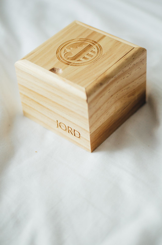 Jord Wooden Watches come in the most beautiful and functional packaging on juliettelaura.blogspot.com