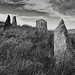 Standing stones by Free Derry
