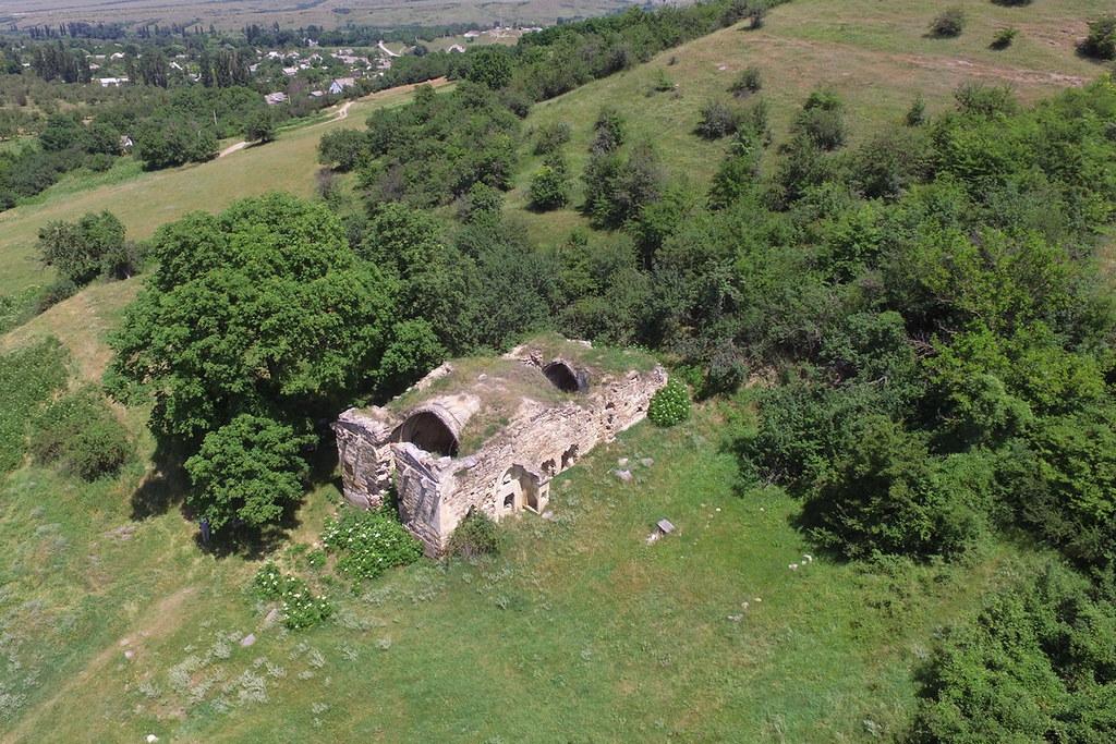 Bogatoe, S. Amenaphrkich, S. Yeghia, aerial view, 2016.06.25 (08)