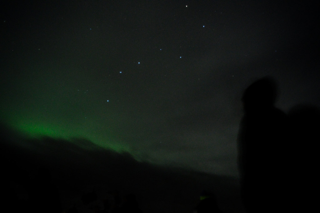Northern Lights   Iceland trip   Hugh O' Reilly   Flickr