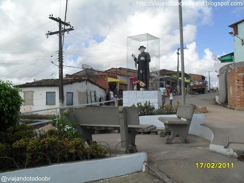 Joaquim Gomes - Praça Padre Cícero