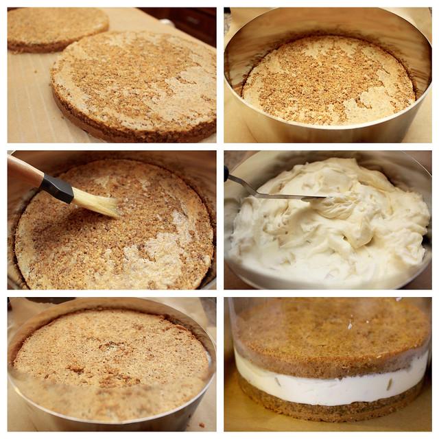 Amalfi Pear & Ricotta Cake - 43