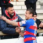 Eccellenza 2016/17 - Giornata 9 - FEMI-CZ RRD vs Rugby Viadana