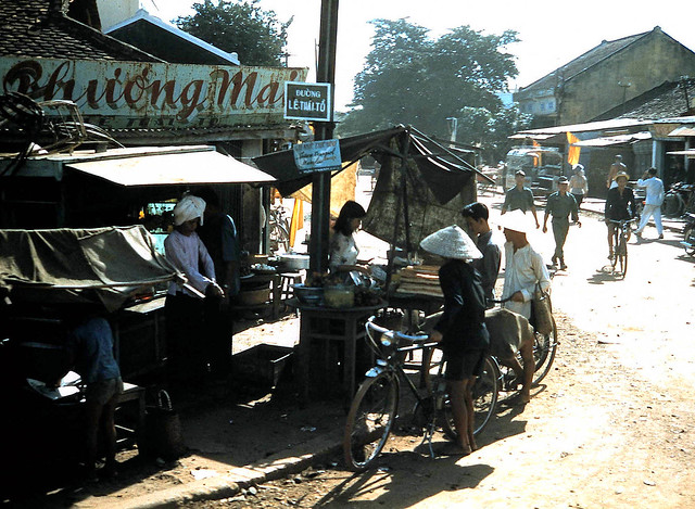 TÂY NINH 1967 - Photo by Mike Watkins