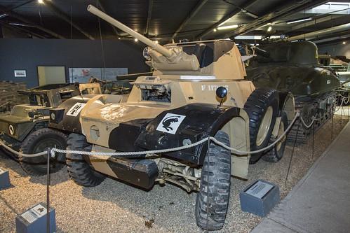 Daimler Armoured Car Mk I