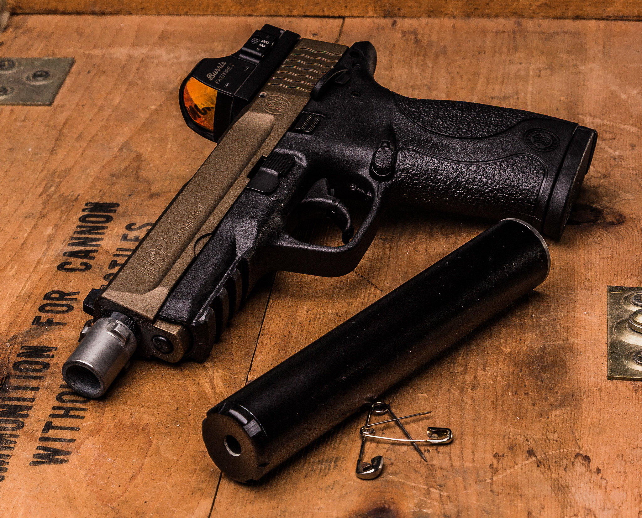 GSG Firefly--Reliability and Function Fix