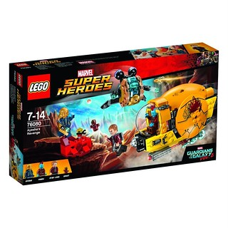 LEGO® 76079~76081【星際異攻隊2】Guardians of the Galaxy Vol. 2