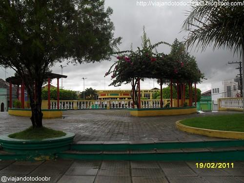 Pilar - Praça Floriano Peixoto