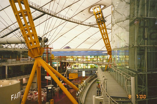 The Millennium Dome 8-7-2000