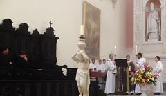 Missa Dominical das 10 Horas - Igreja do Mosteiro de São Bento - Salvador-Bahia-Brasil (07-06-2015)