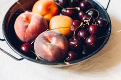 stone fruit season is in full swing