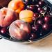 stone fruit season is in full swing by mohini :: mangopowergirl.com