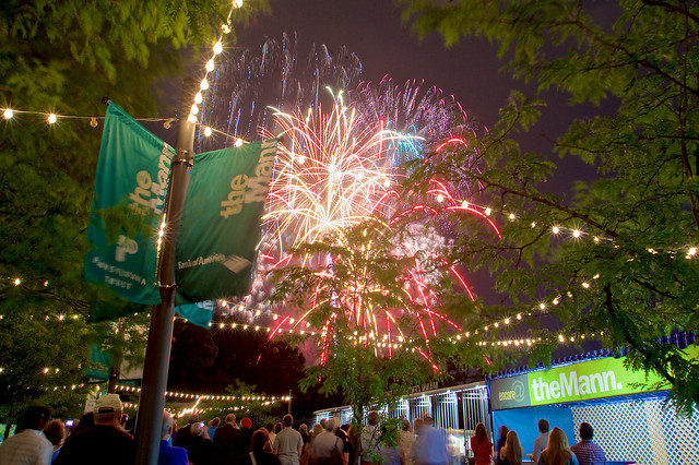 Tchaikovsky with Fireworks with The Philadelphia Orchestra