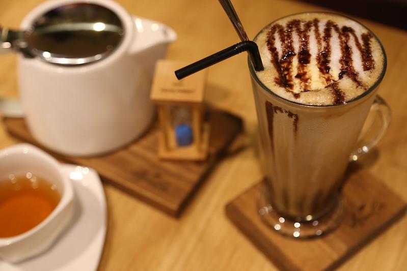 【台北咖啡館、下午茶】藏在巷子裡的優質咖啡店Aussie Cafe 澳氏咖啡(甜點、下午茶)。不限時間│有插座充電│免費網路wifi提供
