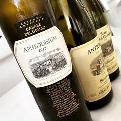 Facciamo tre per oggi e torniamo a casa #vino #Wine #visioni