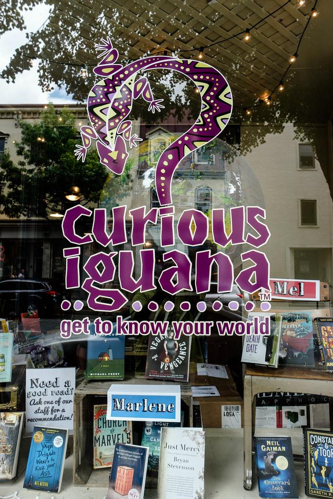 Curious Iguana Books
