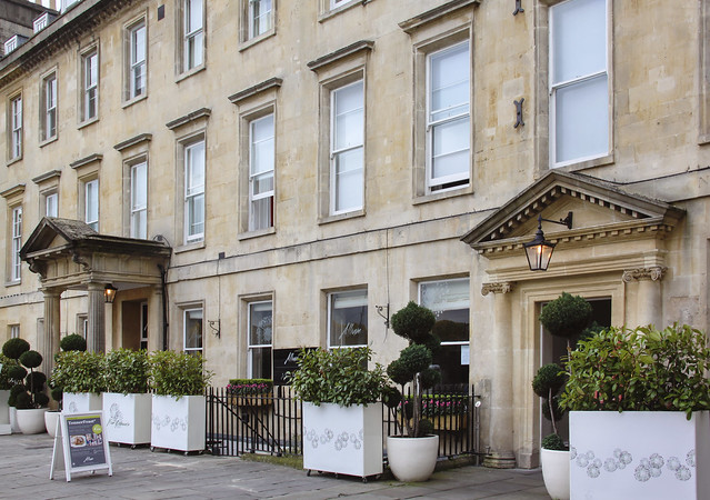 Bath- Abbey Hotel