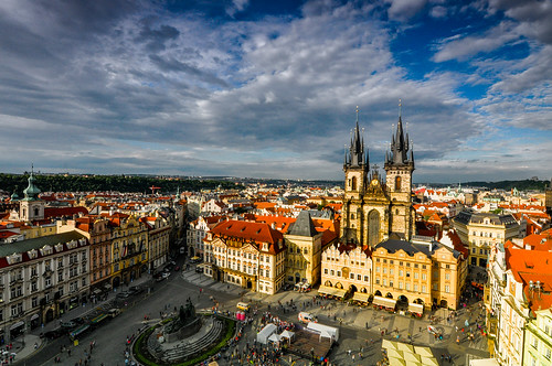 The Grand Old Town of Prague | by mendhak