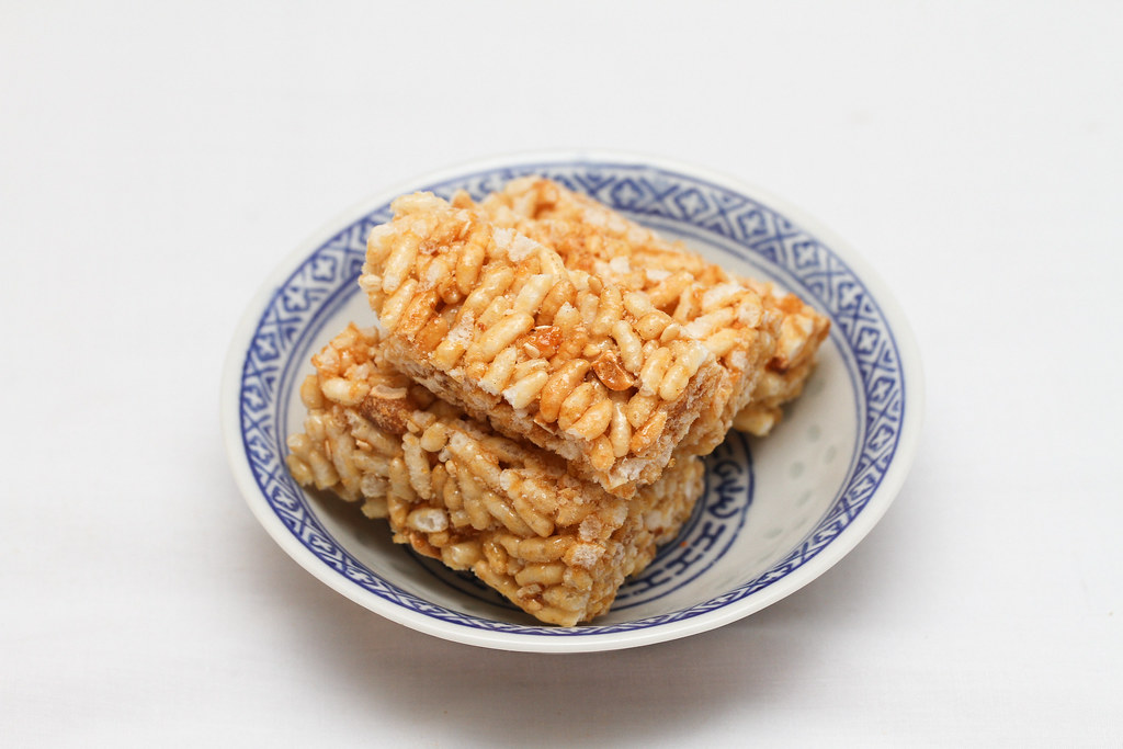 50 Childhood Snacks Singaporeans Love: Rice cracker