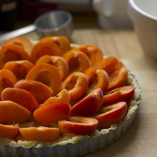 Tarte aux apricots Lerch