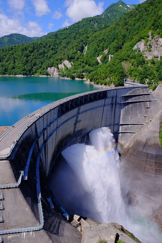Kurobe Dam / 黒部ダム
