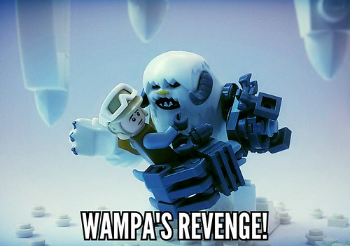 Wampa's revenge! :-D