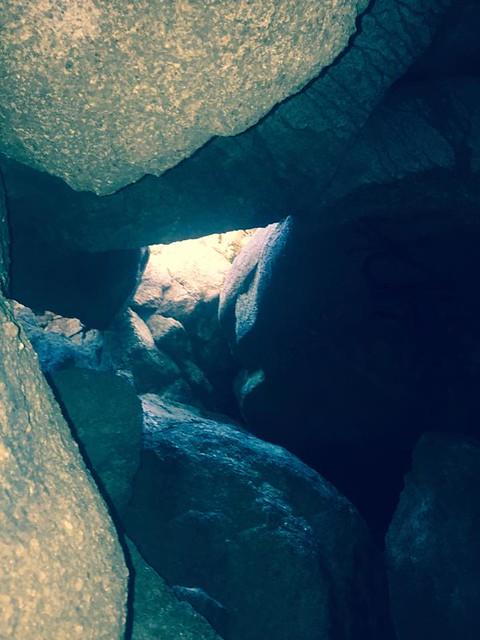 Elsie's Talus Cave