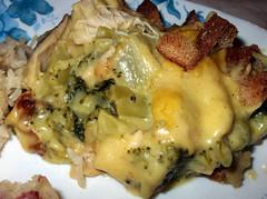 Chicken Curry Casserole.
