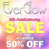 *EverGlow* 8th Anniversary Sale