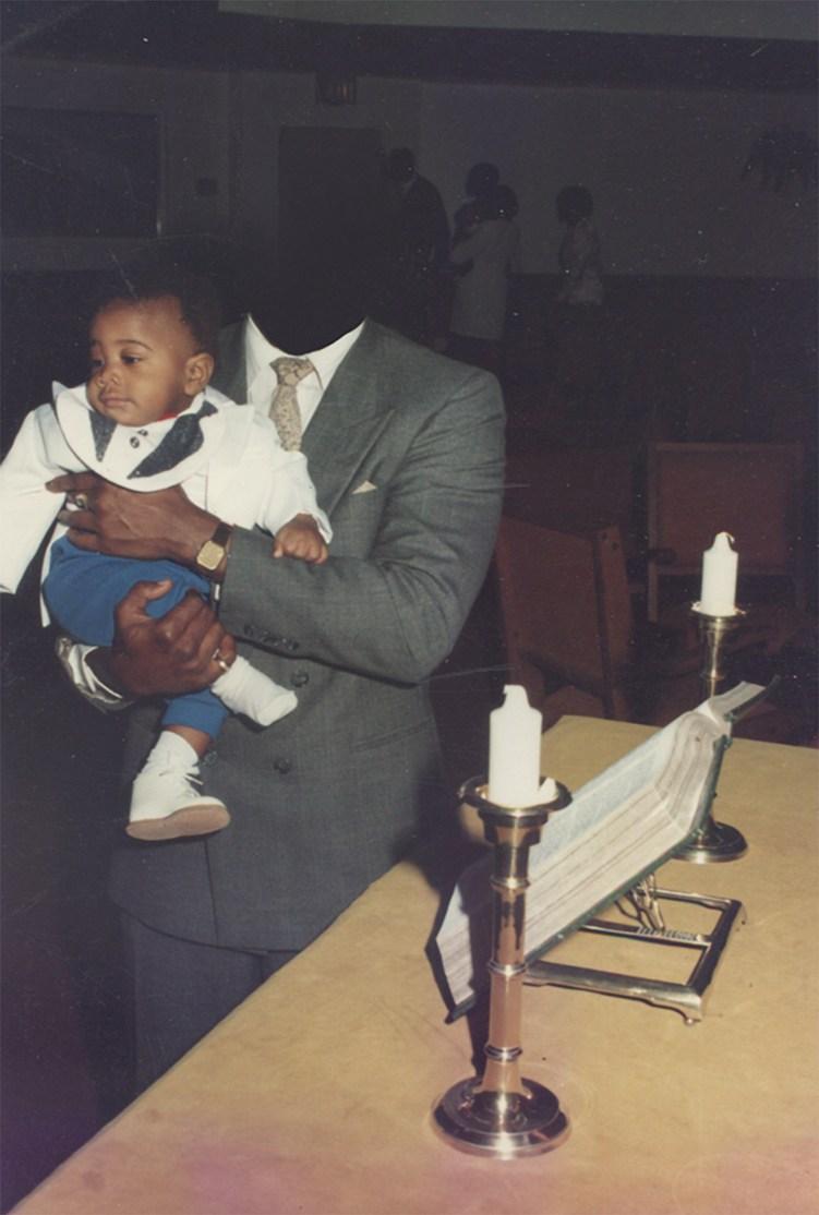 全家福裡消失的父親,在孩子成長中缺席的父愛9