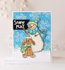 Pam Sparks LE Snowman 2016 Little Rascals