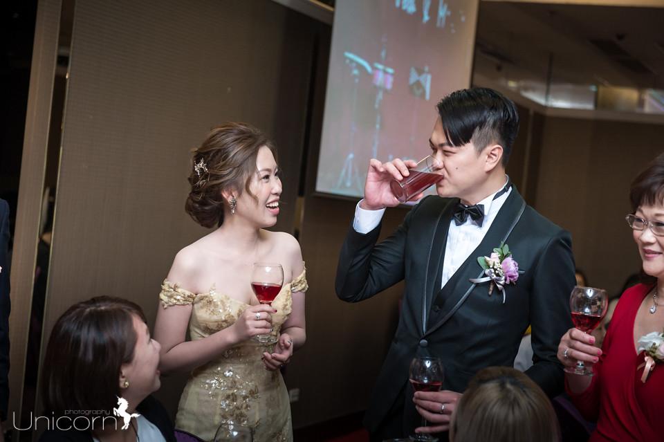 《婚攝一条》柏雄 & 瀚雅 / 台南台糖長榮酒店