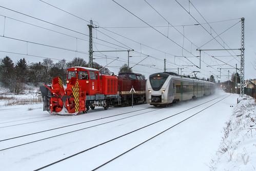 Schneeschleuder 833 + MTEG 112 703 - Mehltheuer