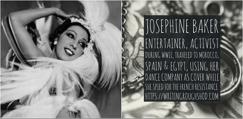 Josephine Baker #100travelHERS