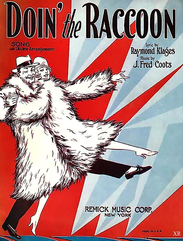 ... we is racoonin'!